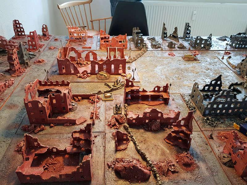 Urban assault - 750pts FotR game 6_def_10