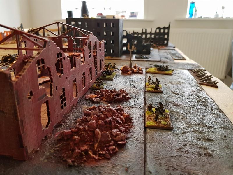 Urban assault - 750pts FotR game 9_russ10