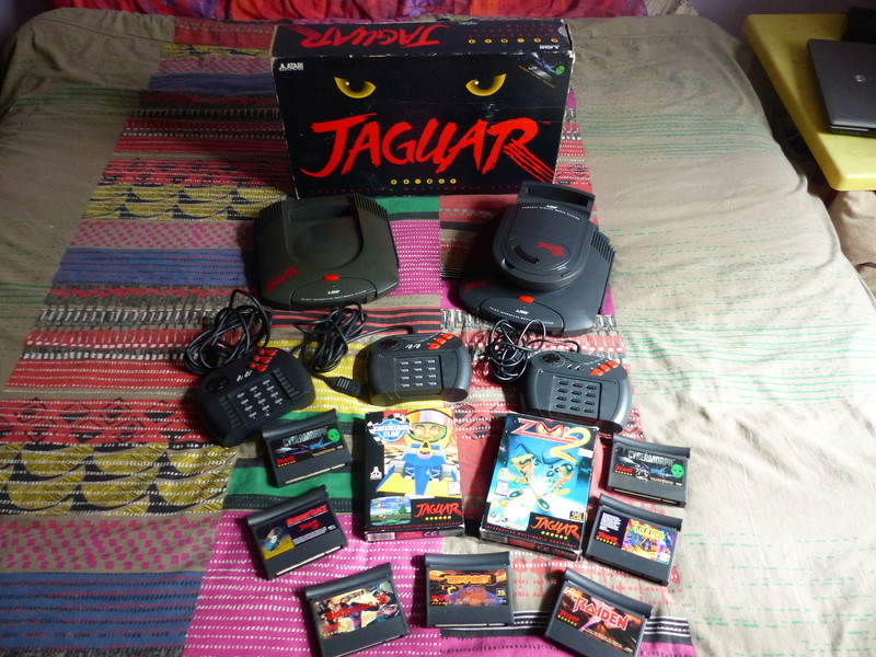 la collection de warboy 43 Jaguar10