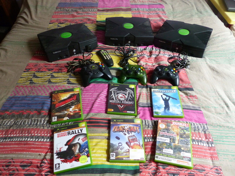 la collection de warboy 43 Xbox10