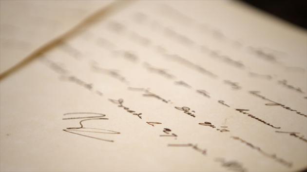 Des lettres inédites de Napoléon retrouvés par hasard dans une bibliothèque 55932810
