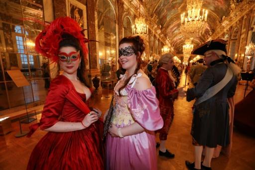 Fêtes galantes à Versailles, photos et films de l'événement C0332610