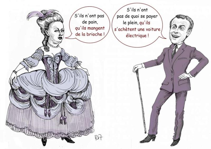 Macron investit Versailles Ri7mac10