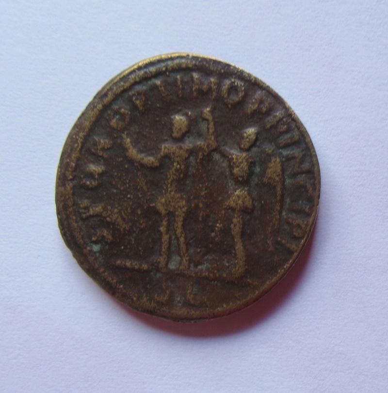 Reproducción moderna sestercio de Adriano. Rom2-a10