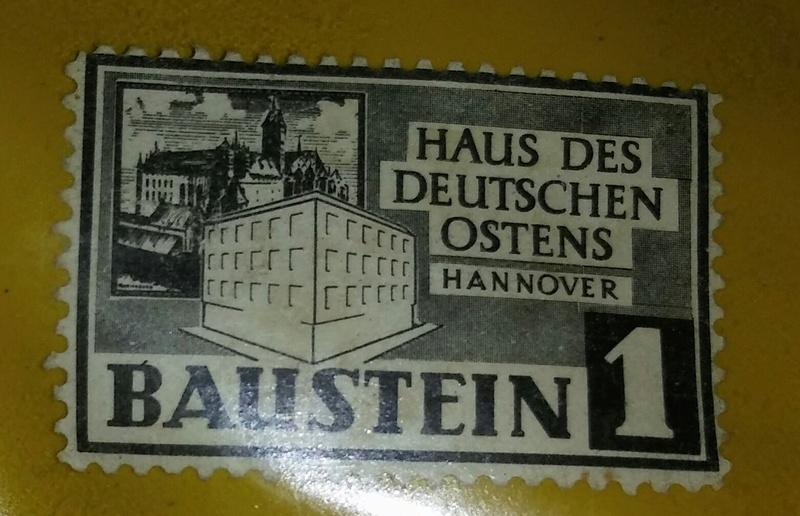 Unbekannte Briefmarke 20180410
