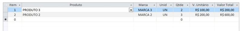[Resolvido]Como padronizar o campo item e qtde em dois digitos? 220