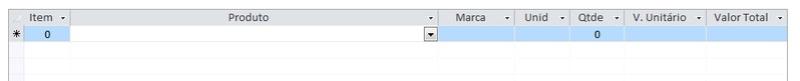 [Resolvido]Como padronizar o campo item e qtde em dois digitos? 512