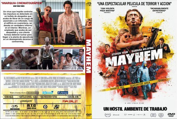 Mayhem (2017 - Latino) Mayhem10