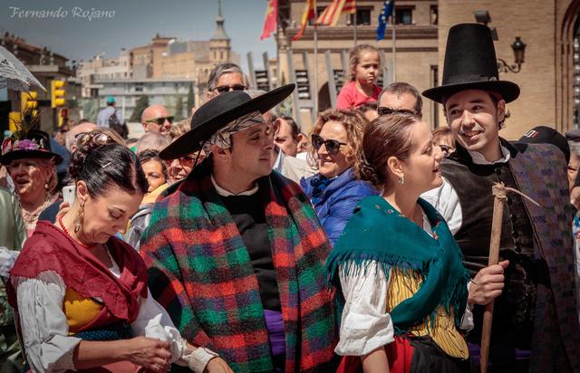 Recreación de Los Sitios de Zaragoza  _mg_3935