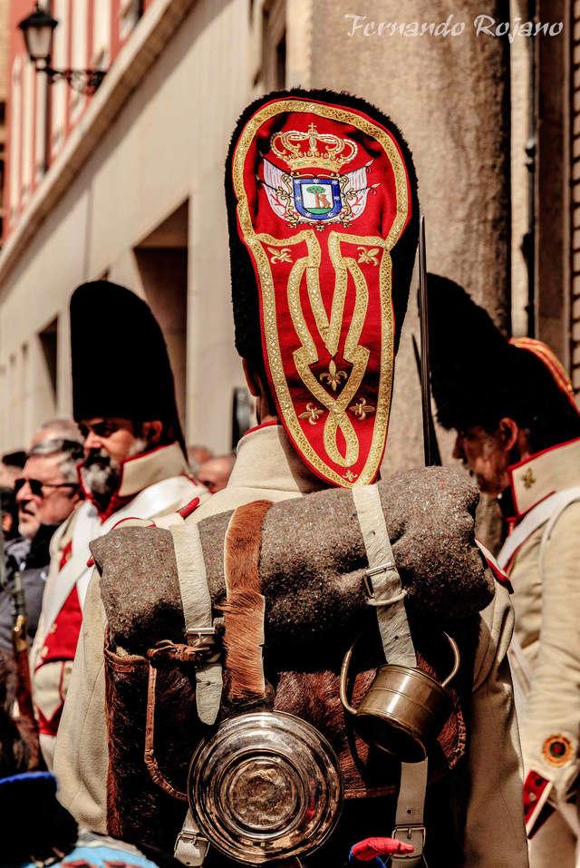 Recreación de Los Sitios de Zaragoza  _mg_3938