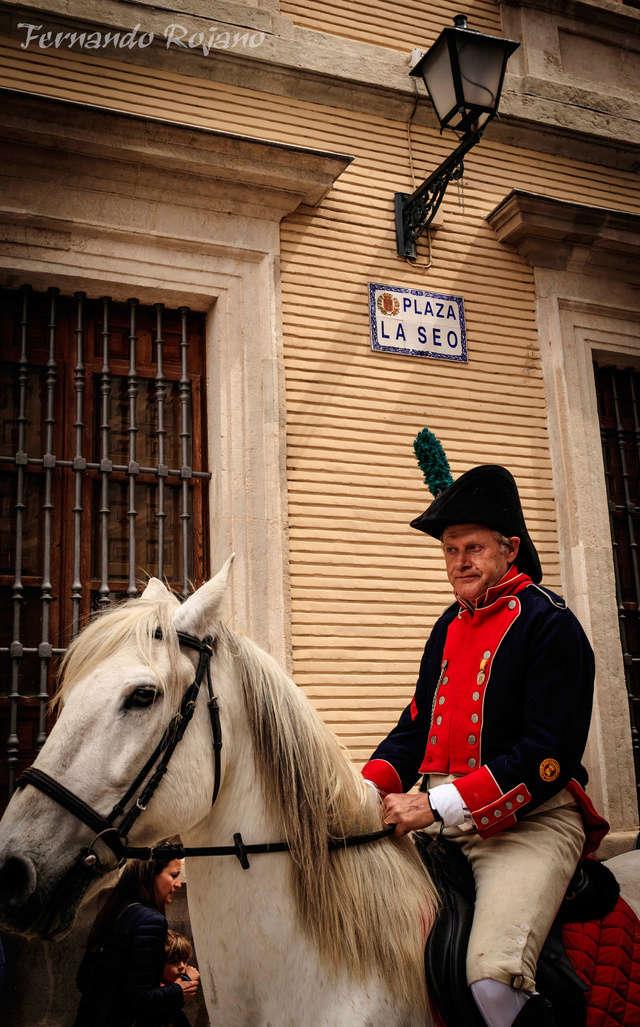 Recreación de Los Sitios de Zaragoza  _mg_3940