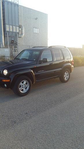 Salve questa e' la mia Jeep!! My_jee11