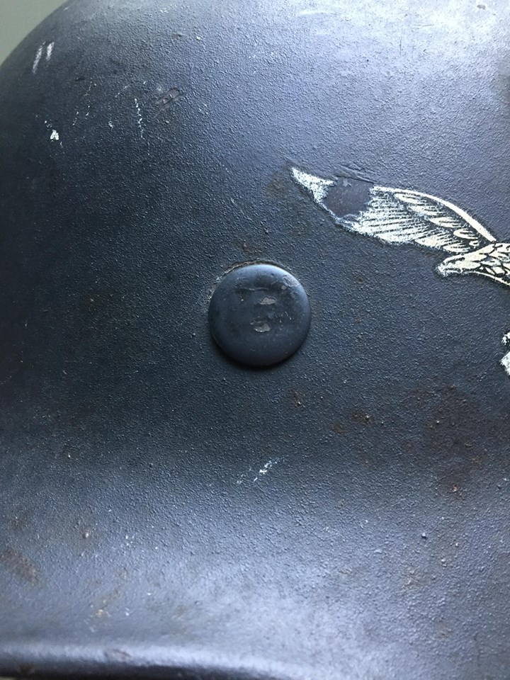 Authentification casque M40 Luft. Casque56