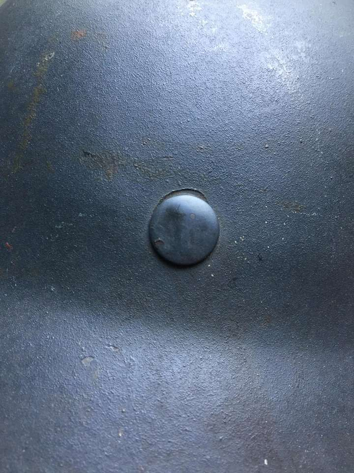 Authentification casque M40 Luft. Casque58