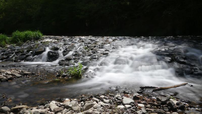 Première tentative en rivière avec ND1000 P1020010
