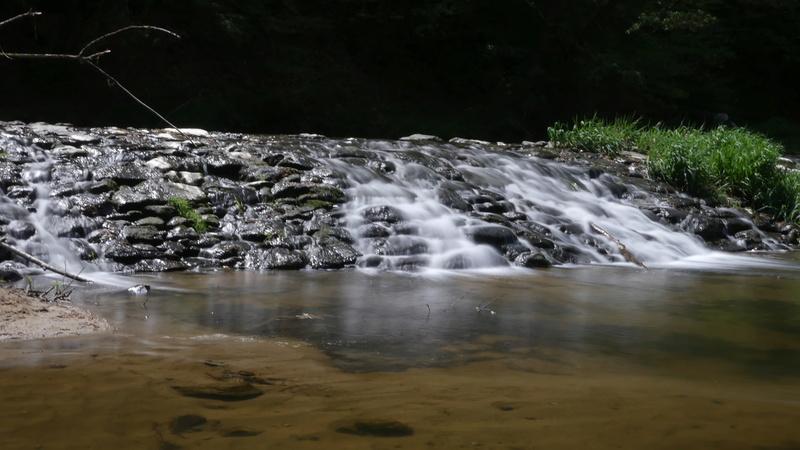 Première tentative en rivière avec ND1000 P1020011