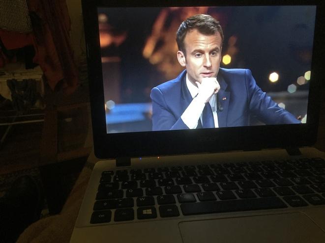 Finitude de l'homme présidentiel Macron10