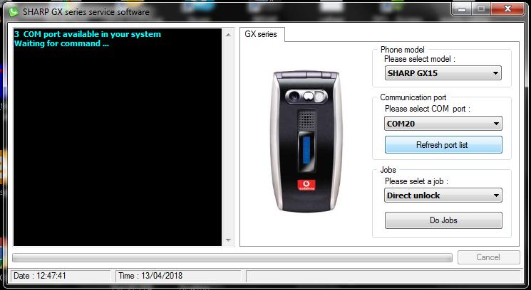 Sharp workshop - Repara SO Y Libera Dispositivos Sharp Bjhoim10