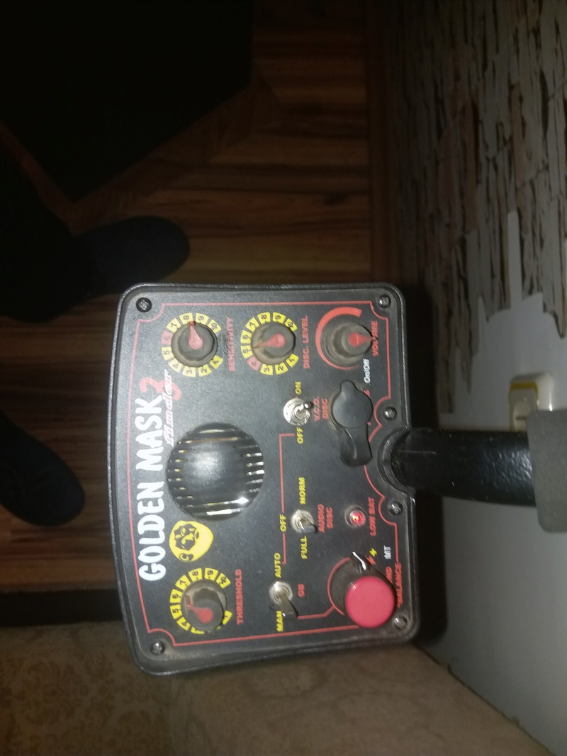 Продавам Голден Маск 3+ Пауер бокс 20180413