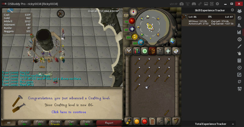 ricky0034's screenshot dump thread - max total - Page 3 Crafti10