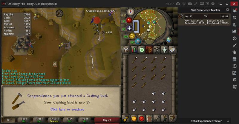 ricky0034's screenshot dump thread - max total - Page 3 Crafti11