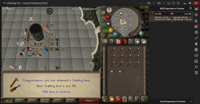 ricky0034's screenshot dump thread - max total - Page 3 Crafti12