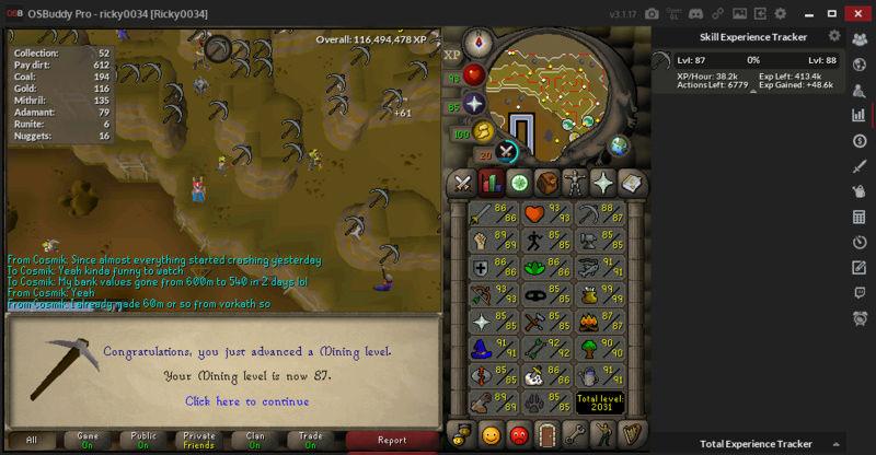 ricky0034's screenshot dump thread - max total - Page 3 Mining11