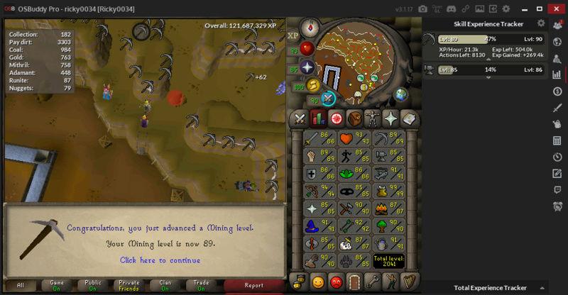 ricky0034's screenshot dump thread - max total - Page 3 Mining13