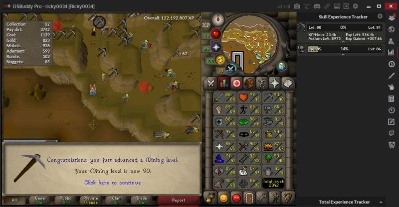ricky0034's screenshot dump thread - max total - Page 3 Mining14