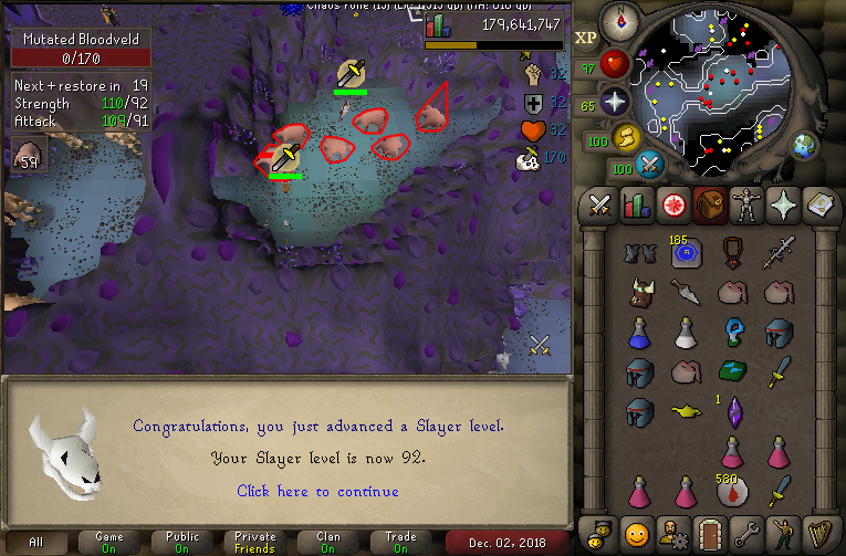 ricky0034's screenshot dump thread - Diary cape+Music cape done - Page 8 Slayer10