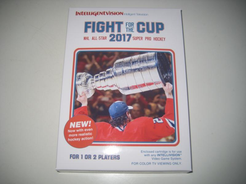 Fight for the Cup 2017 Super Pro Hockey BOXES, only 7 left Box210