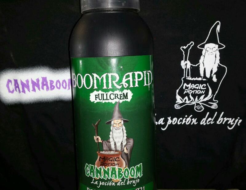 Dulces CannaBoom-bazos. Boomra10