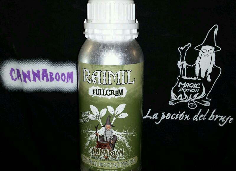 Dulces CannaBoom-bazos. Raimil11