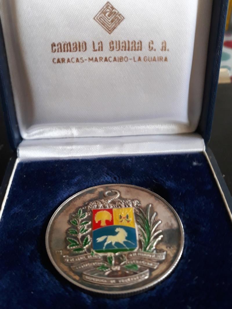 Medalla de Vanezuela 20180410