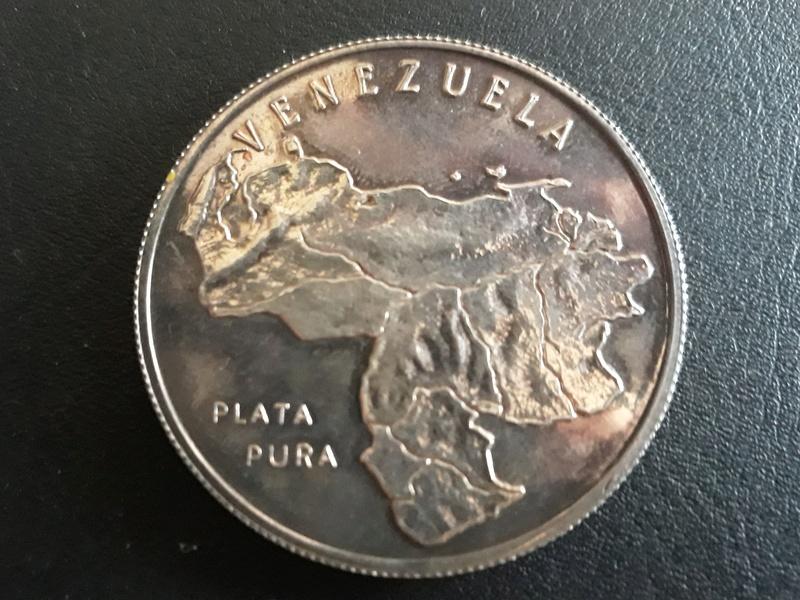 Medalla de Vanezuela 20180411