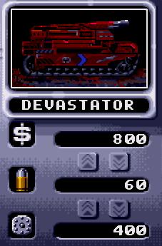 My favorite tank. Devast10