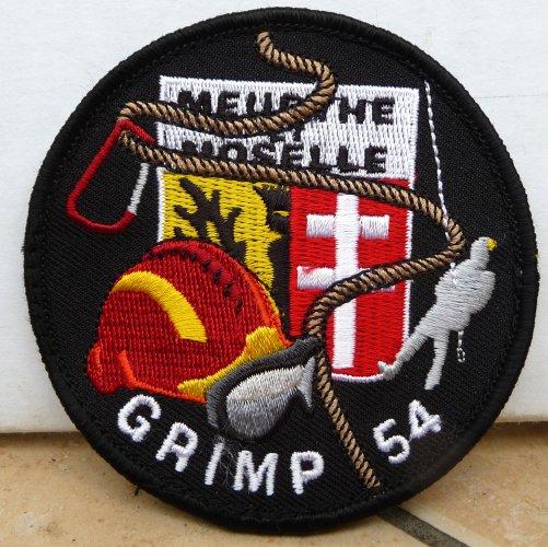 Écusson GRIMP 54 24504810
