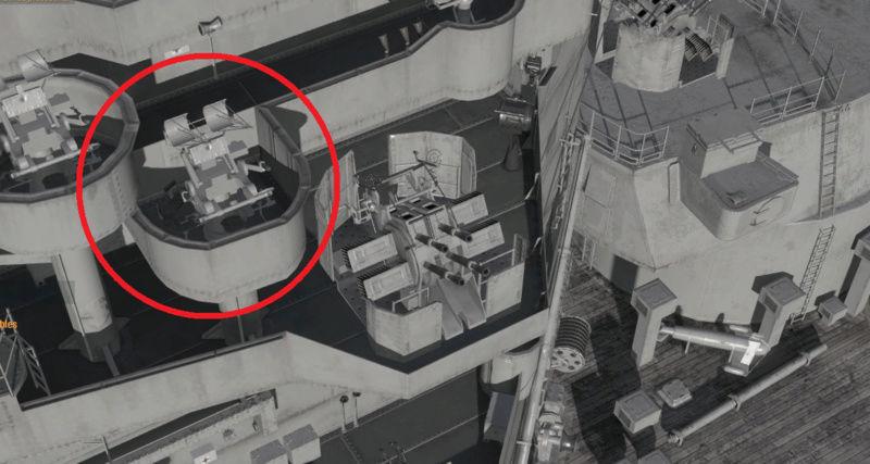 Recherche informations techniques HMS King George V. Captur12