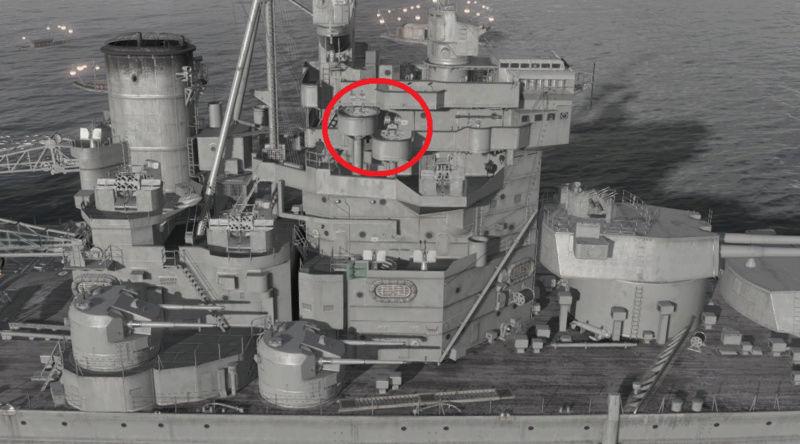 Recherche informations techniques HMS King George V. Captur14
