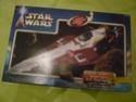 Vaisseau Obi Wan Kenobi's Jedi Starfighter P1130520