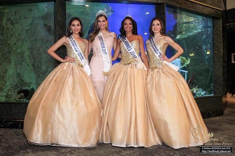 Miss Cannes 2018 : Sarah Ricci 31437410