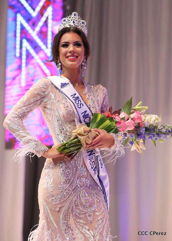 Miss Nicaragua 2018 :: Adriana Paniagua 4400210