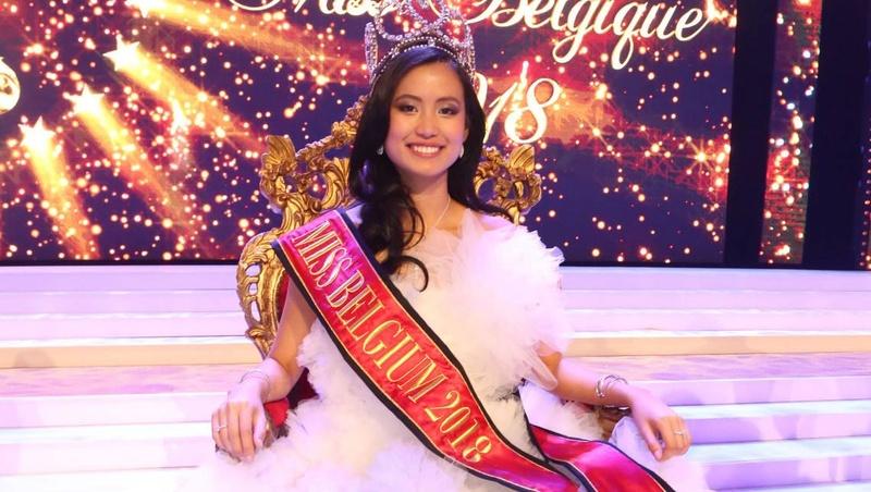 Miss Belgique 2018 :: Angéline Flor Pua _miss_10
