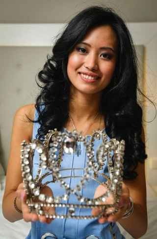 Miss Belgique 2018 :: Angéline Flor Pua Belgiu10
