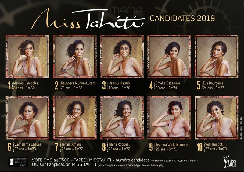 Élection : Miss Tahïti 2018 Mt10