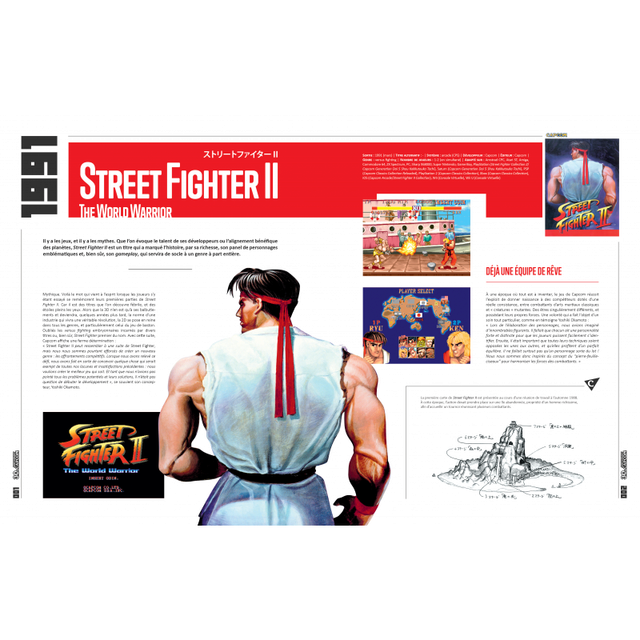 Précommande Pixnlove Street Fighter 30th Anniversary Collection L-hist10