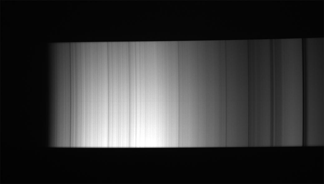 Comparaison des spectres du Soleil, de Jupiter et de Saturne. Spectr11