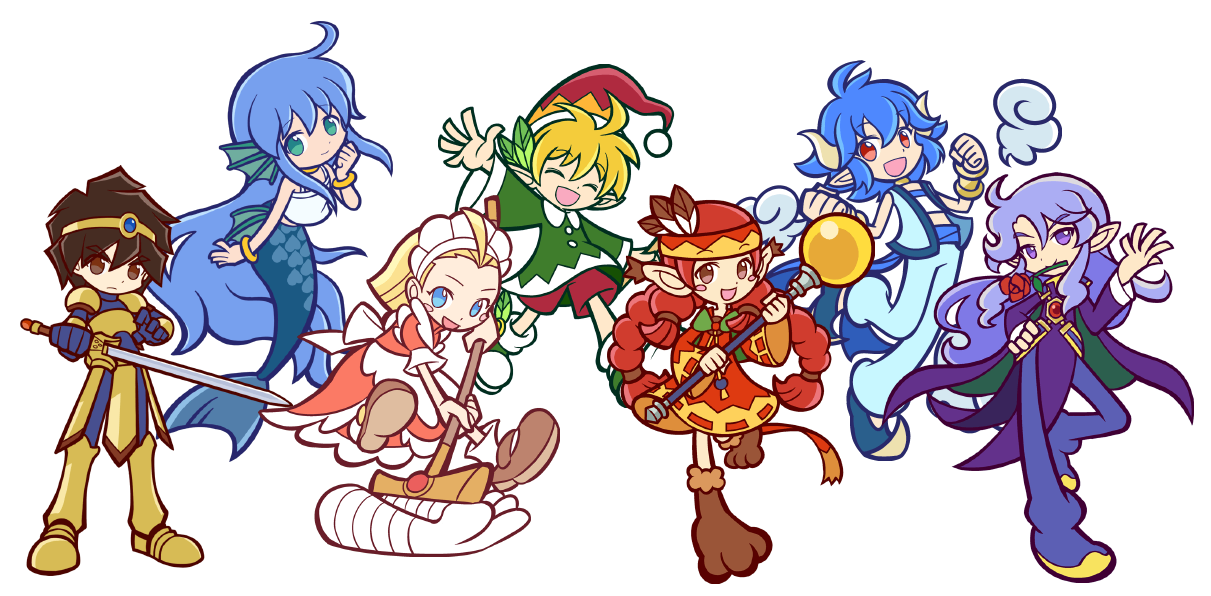 Puyo Puyo VS Modifications of Characters, Skins, and More - Page 3 C3_s_c10