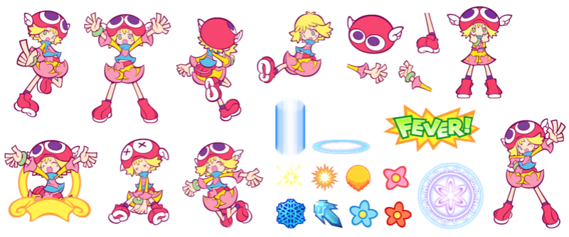 Puyo Puyo VS Modifications of Characters, Skins, and More - Page 2 Ppf2_a11