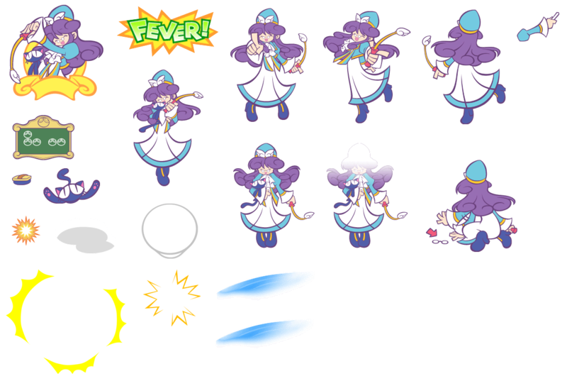 Puyo Puyo VS Modifications of Characters, Skins, and More - Page 2 Ppf2_a12